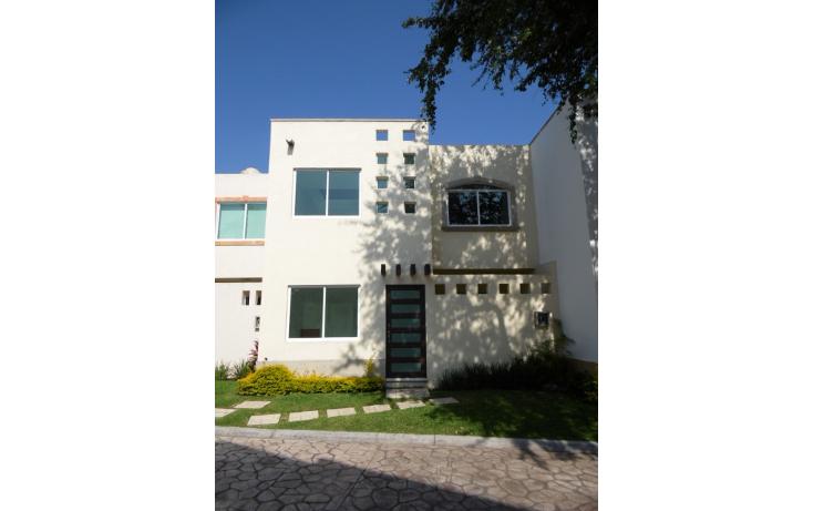Foto de casa en venta en  , pedregal de las fuentes, jiutepec, morelos, 1181029 No. 02