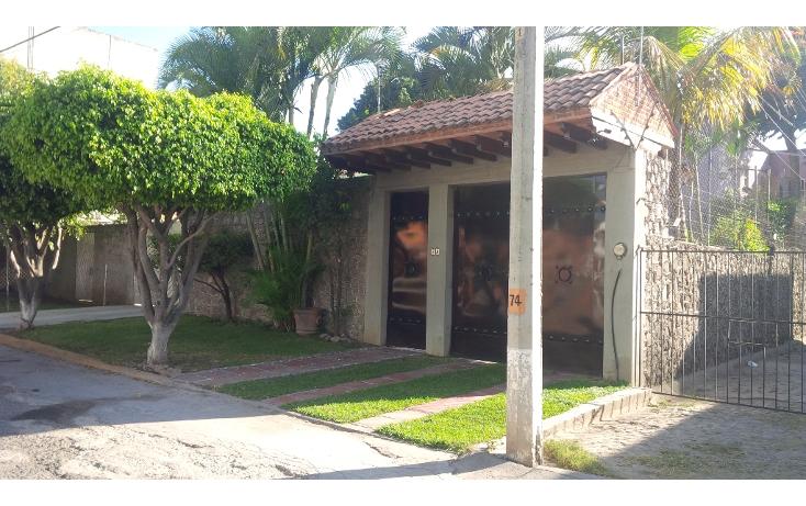 Foto de casa en venta en  , pedregal de las fuentes, jiutepec, morelos, 1741962 No. 01