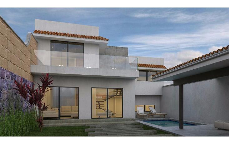 Foto de casa en venta en  , pedregal de las fuentes, jiutepec, morelos, 1811040 No. 01