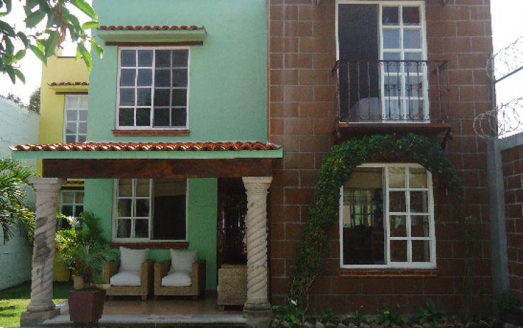 Foto de casa en condominio en venta en, pedregal de las fuentes, jiutepec, morelos, 1824650 no 01