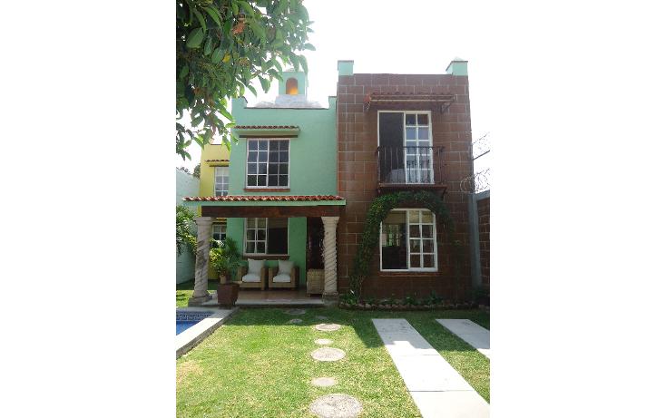 Foto de casa en venta en  , pedregal de las fuentes, jiutepec, morelos, 1824650 No. 01