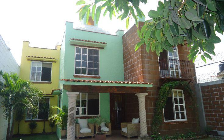 Foto de casa en condominio en venta en, pedregal de las fuentes, jiutepec, morelos, 1824650 no 02