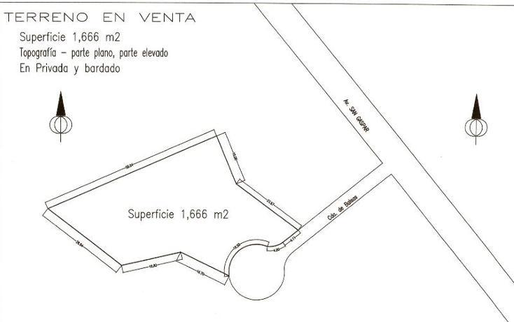 Foto de terreno habitacional en venta en  , pedregal de las fuentes, jiutepec, morelos, 384811 No. 15