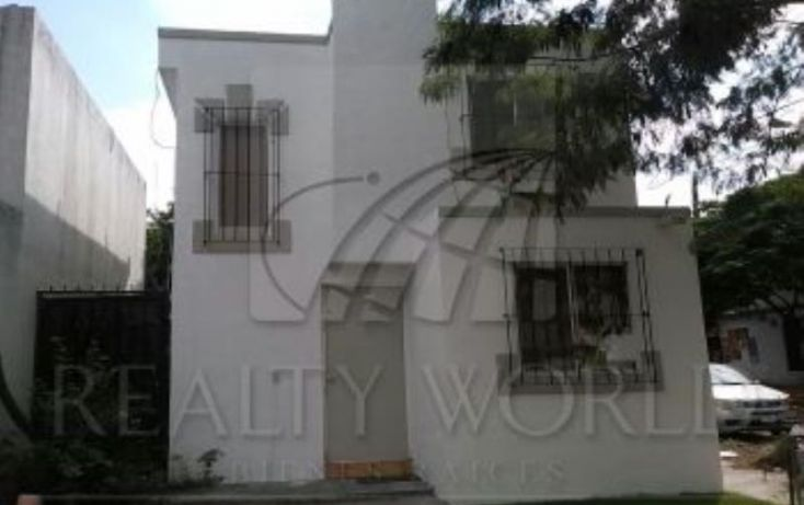 Foto de casa en venta en, pedregal de linda vista ii, guadalupe, nuevo león, 1806024 no 01