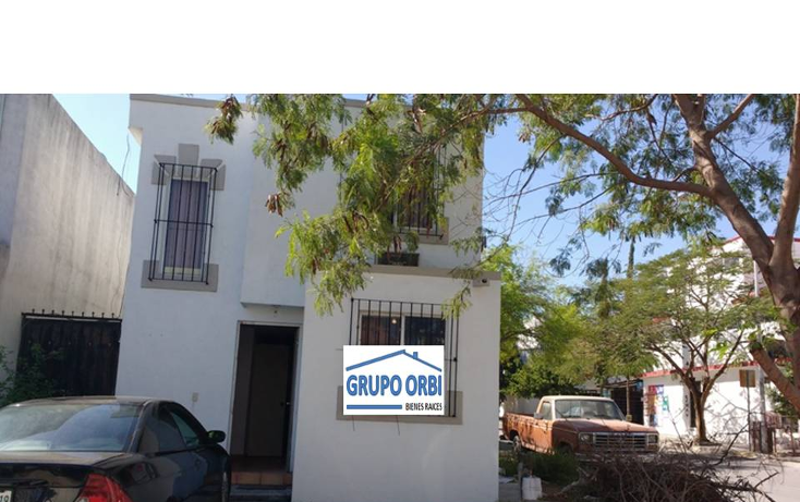 Foto de casa en venta en  , pedregal de lindavista, guadalupe, nuevo le?n, 1678110 No. 01