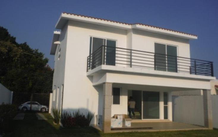 Foto de casa en venta en  , pedregal de oaxtepec, yautepec, morelos, 1457365 No. 01