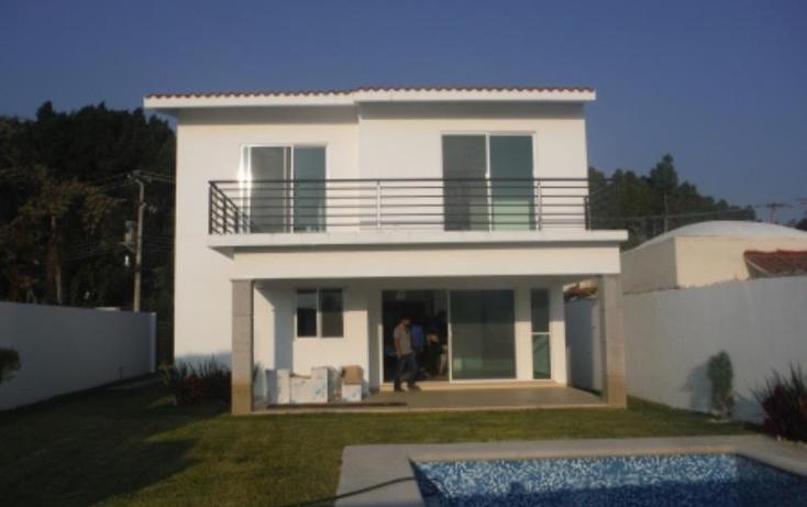 Foto de casa en venta en  , pedregal de oaxtepec, yautepec, morelos, 1457365 No. 02