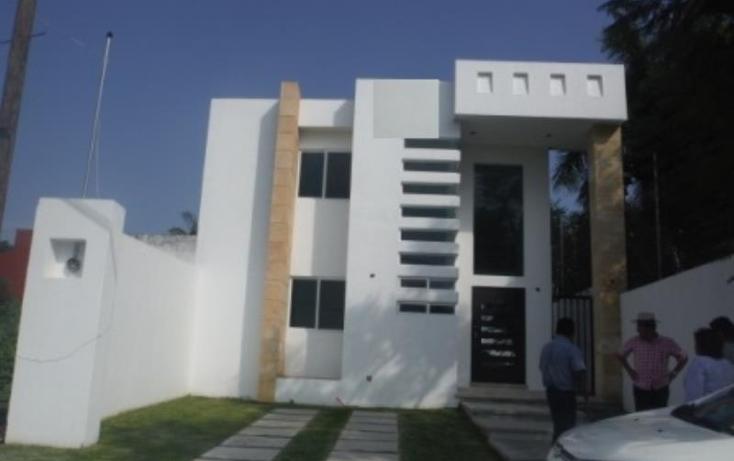 Foto de casa en venta en  , pedregal de oaxtepec, yautepec, morelos, 1469067 No. 01