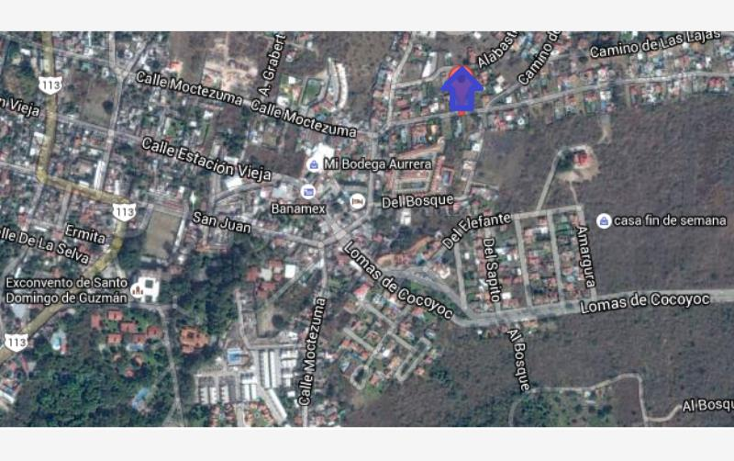 Foto de terreno habitacional en venta en  , pedregal de oaxtepec, yautepec, morelos, 1642840 No. 01