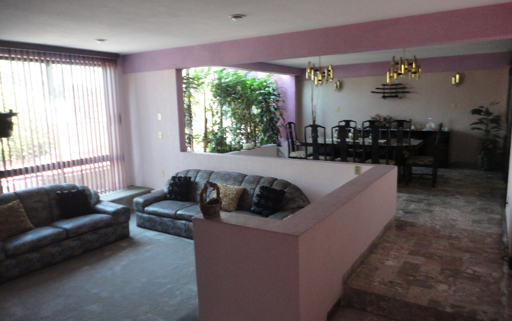 Foto de casa en venta en  , pedregal de san francisco, coyoacán, distrito federal, 1371045 No. 01
