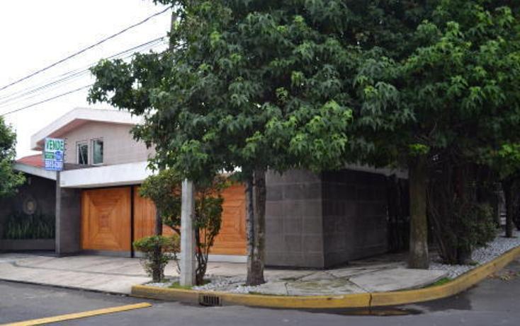 Foto de casa en venta en  , pedregal de san francisco, coyoac?n, distrito federal, 1699922 No. 01
