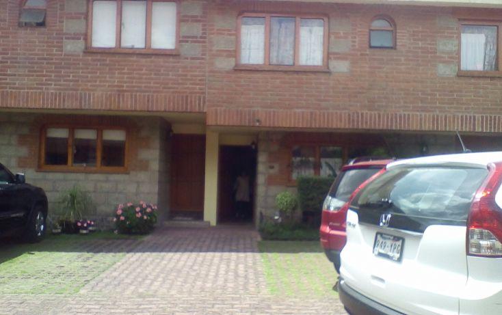 Foto de casa en condominio en venta en, pedregal de san nicolás 1a sección, tlalpan, df, 1223127 no 03