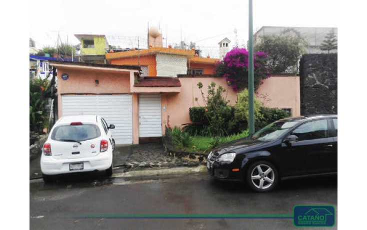 Foto de casa en venta en, pedregal de san nicolás 1a sección, tlalpan, df, 661185 no 01