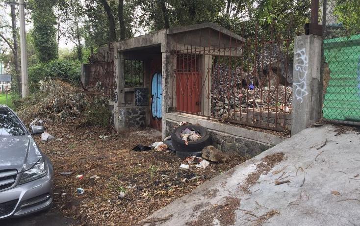 Foto de terreno habitacional en venta en sisal , pedregal de san nicolás 1a sección, tlalpan, distrito federal, 2726018 No. 01