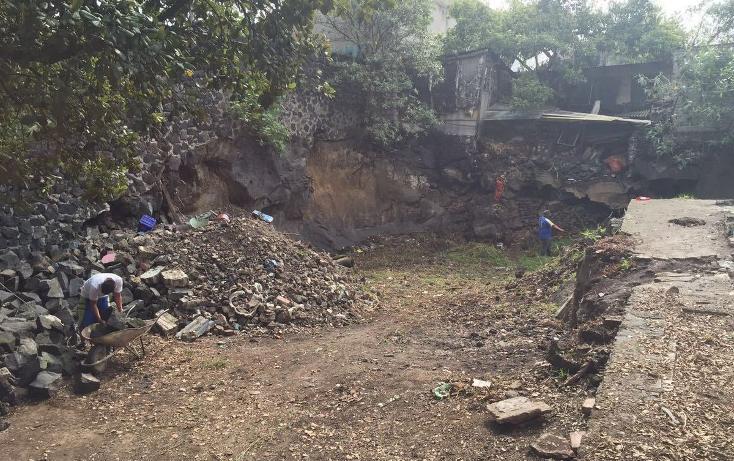 Foto de terreno habitacional en venta en sisal , pedregal de san nicolás 1a sección, tlalpan, distrito federal, 2726018 No. 04