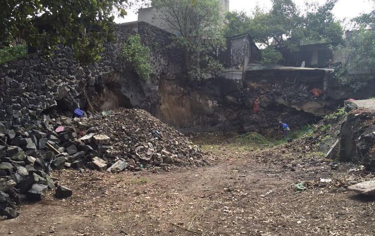Foto de terreno habitacional en venta en sisal , pedregal de san nicolás 1a sección, tlalpan, distrito federal, 2726018 No. 05
