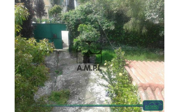 Foto de terreno habitacional en venta en, pedregal de san nicolás 2a sección, tlalpan, df, 652449 no 01
