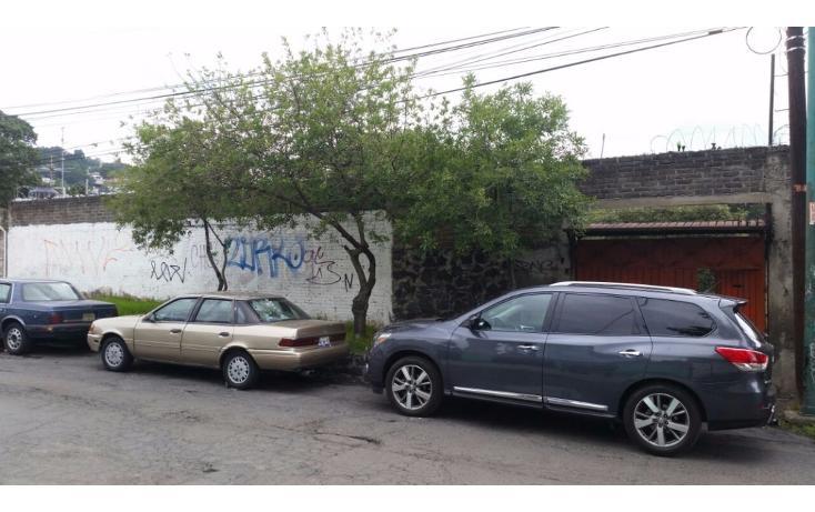 Foto de terreno habitacional en venta en  , pedregal de san nicol?s 4a secci?n, tlalpan, distrito federal, 2021835 No. 01