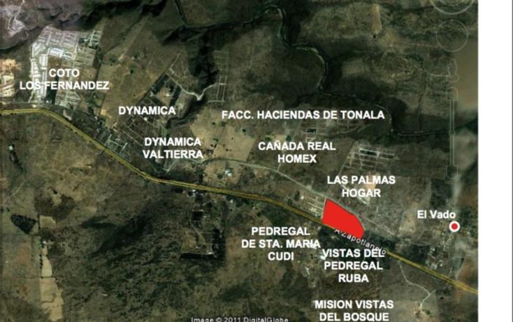 Foto de terreno habitacional en venta en  , pedregal de santa marta, tonal?, jalisco, 450512 No. 01