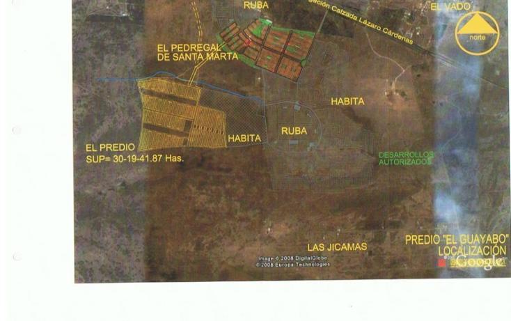 Foto de terreno habitacional en venta en  , pedregal de santa marta, tonal?, jalisco, 450514 No. 02