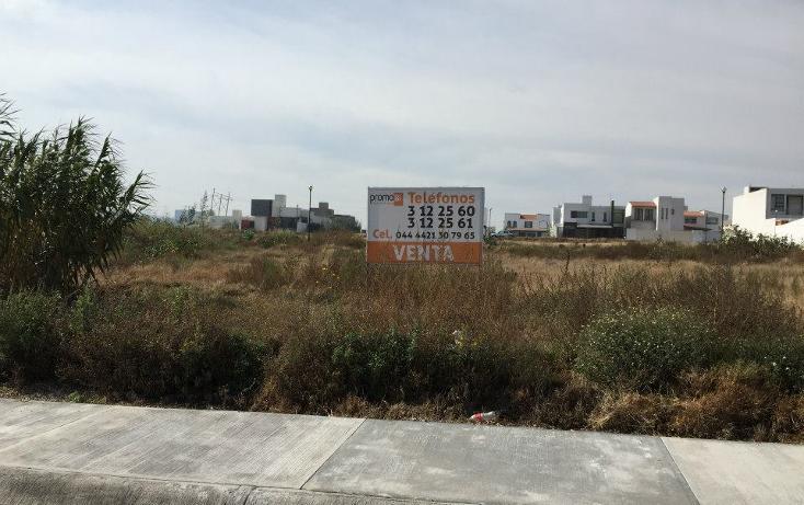 Foto de terreno habitacional en venta en  , pedregal de vista hermosa, querétaro, querétaro, 1253559 No. 01