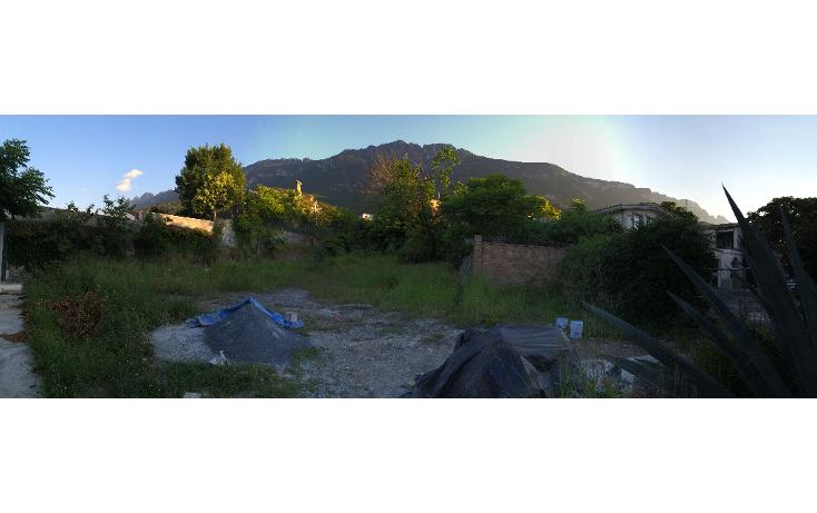 Foto de terreno habitacional en venta en  , pedregal del valle, san pedro garza garc?a, nuevo le?n, 1783678 No. 01