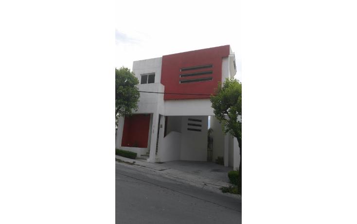 Foto de casa en venta en  , pedregal la silla 1 sector, monterrey, nuevo le?n, 1301643 No. 01