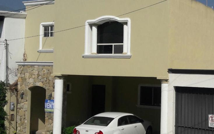Foto de casa en venta en  , pedregal la silla 1 sector, monterrey, nuevo león, 2036148 No. 03