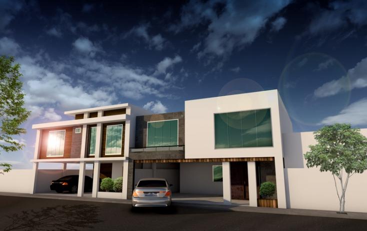 Foto de casa en venta en, pedregal la silla 1 sector, monterrey, nuevo león, 905507 no 01