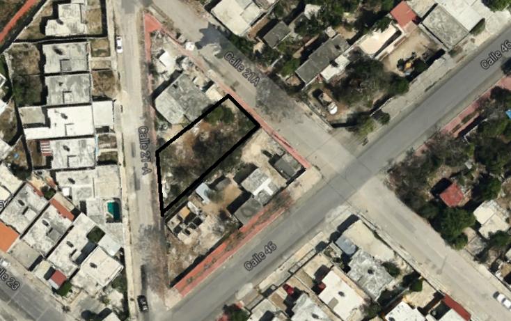 Foto de terreno habitacional en venta en  , pedregal lindavista, mérida, yucatán, 1389103 No. 01