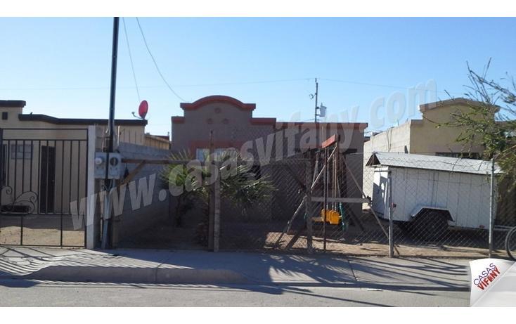 Foto de casa en venta en  , pedregal turquesa, mexicali, baja california, 1871638 No. 01