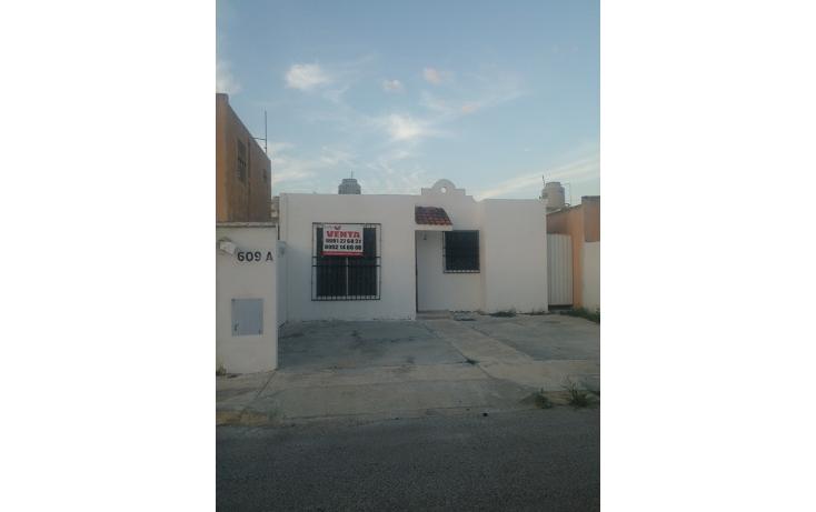 Foto de casa en venta en  , pedregales de ciudad caucel, m?rida, yucat?n, 1618752 No. 01