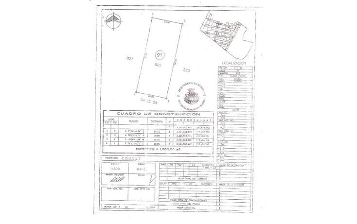 Foto de terreno comercial en venta en  , pedregales de ciudad caucel, mérida, yucatán, 941411 No. 03