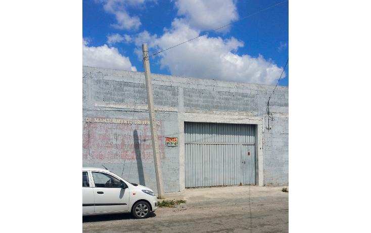 Foto de bodega en renta en  , pedregales de tanlum, m?rida, yucat?n, 1133765 No. 07