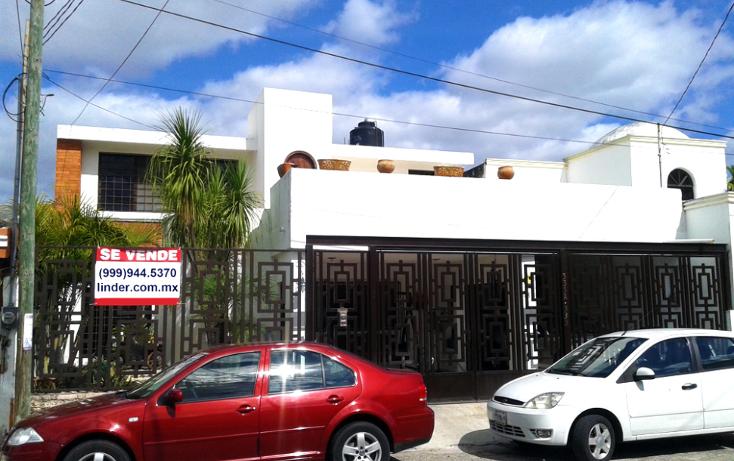 Foto de casa en venta en  , pedregales de tanlum, mérida, yucatán, 1192091 No. 01