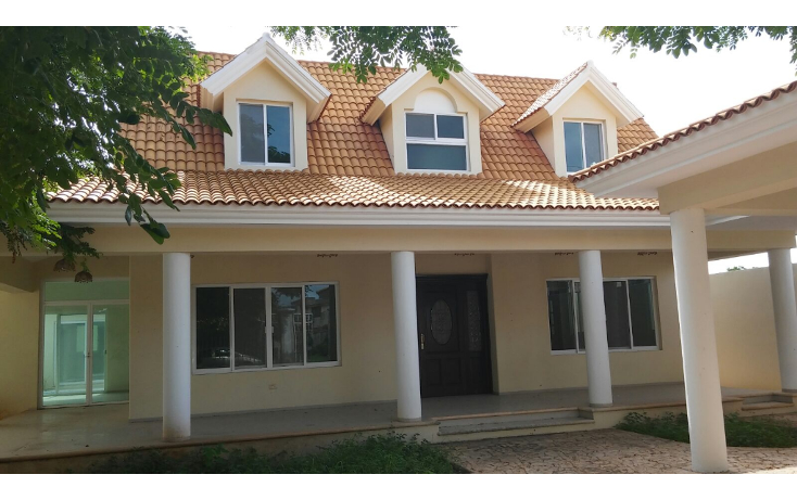 Foto de casa en venta en  , pedregales de tanlum, m?rida, yucat?n, 1407865 No. 01