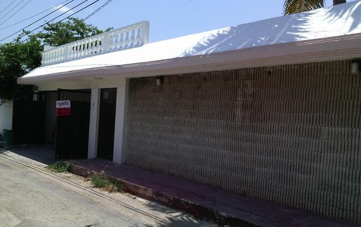 Foto de casa en renta en  , pedregales de tanlum, mérida, yucatán, 1480487 No. 01
