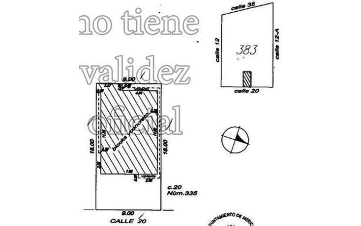 Foto de casa en venta en  , pedregales de tanlum, mérida, yucatán, 1660424 No. 09