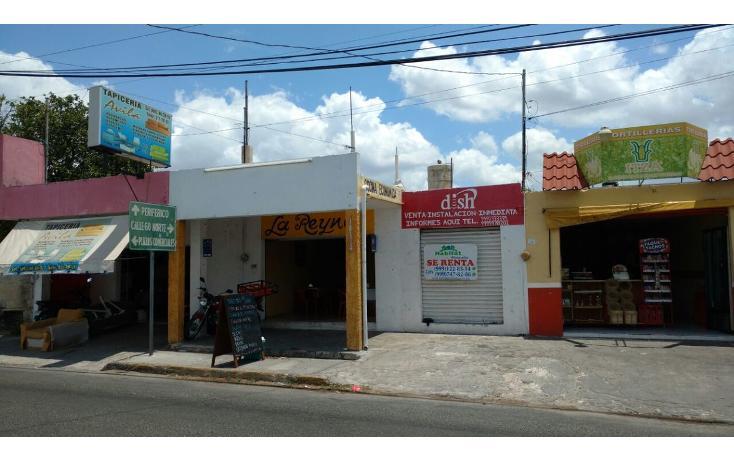 Foto de local en renta en  , pedregales de tanlum, mérida, yucatán, 1907879 No. 01