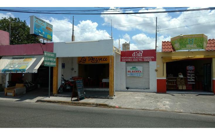 Foto de local en renta en  , pedregales de tanlum, mérida, yucatán, 1907879 No. 02
