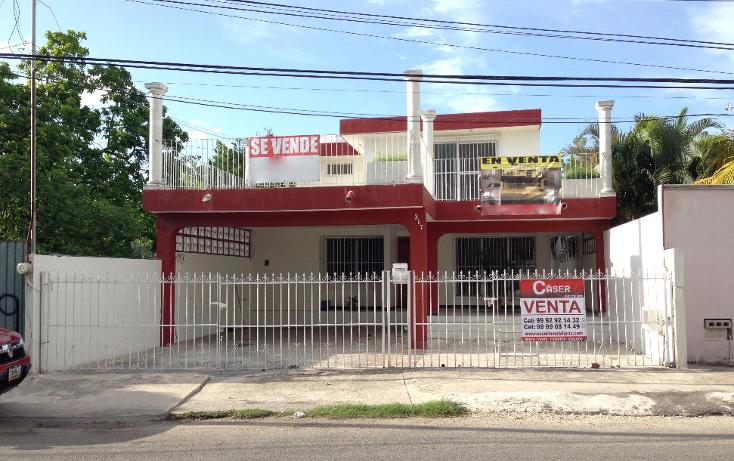 Foto de casa en venta en  , pedregales de tanlum, m?rida, yucat?n, 2018996 No. 01
