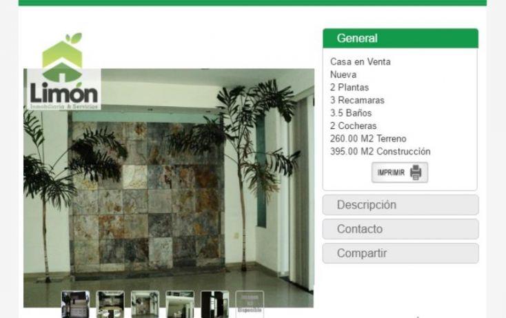 Foto de casa en venta en pedro calderon 382, santa gertrudis, colima, colima, 1957076 no 01