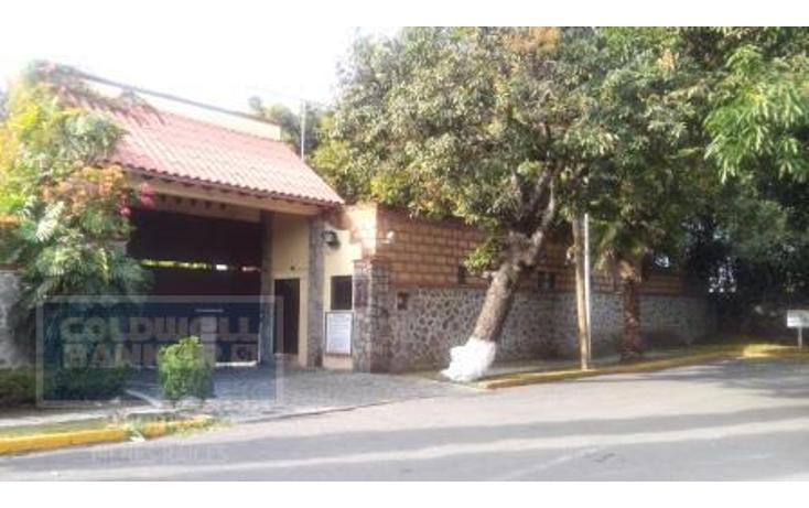 Foto de casa en condominio en venta en pedro de alvarado , real hacienda de san josé, jiutepec, morelos, 1717176 No. 01