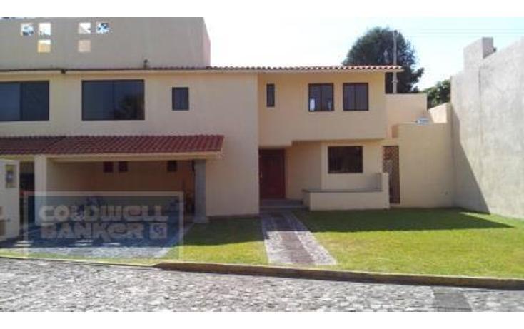 Foto de casa en condominio en venta en pedro de alvarado , real hacienda de san josé, jiutepec, morelos, 1717176 No. 02
