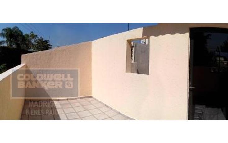 Foto de casa en condominio en venta en pedro de alvarado , real hacienda de san josé, jiutepec, morelos, 1717176 No. 11