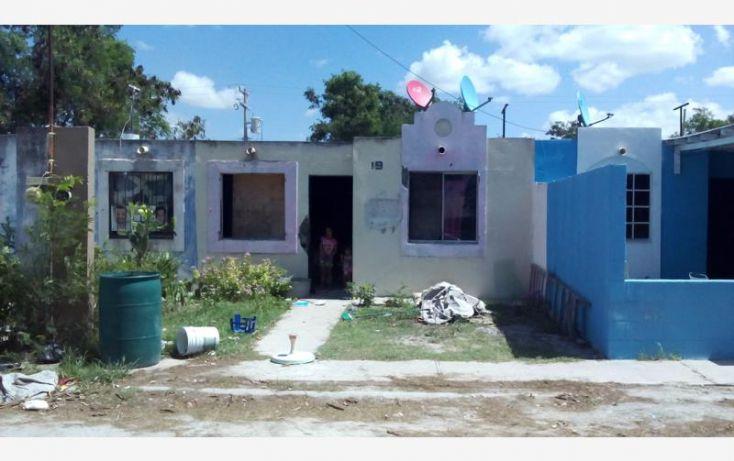 Foto de casa en venta en pedro de avila 19, las flores infonavit, río bravo, tamaulipas, 2030360 no 03