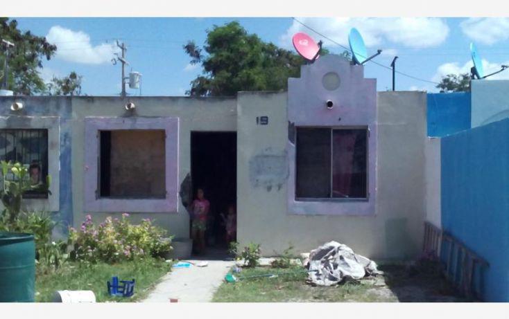 Foto de casa en venta en pedro de avila 19, las flores infonavit, río bravo, tamaulipas, 2030360 no 04