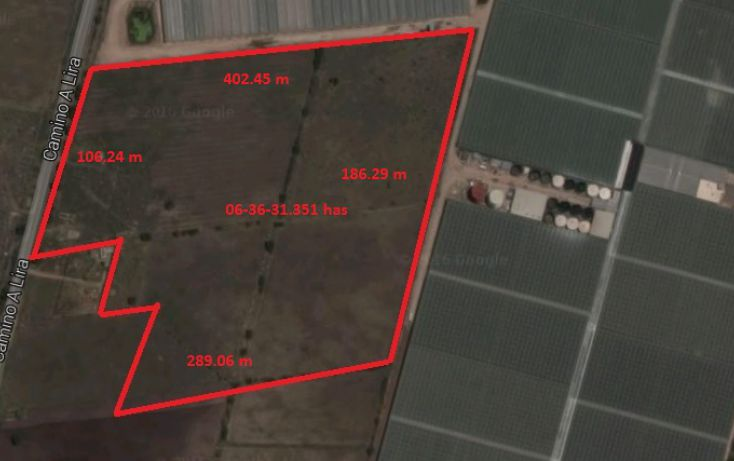Foto de terreno comercial en venta en, pedro escobedo centro, pedro escobedo, querétaro, 1678090 no 02