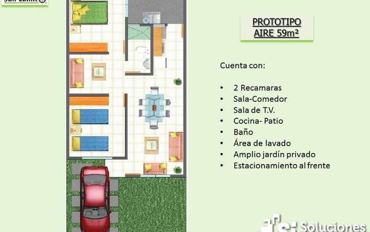 Foto de casa en venta en  , pedro escobedo centro, pedro escobedo, querétaro, 834021 No. 03