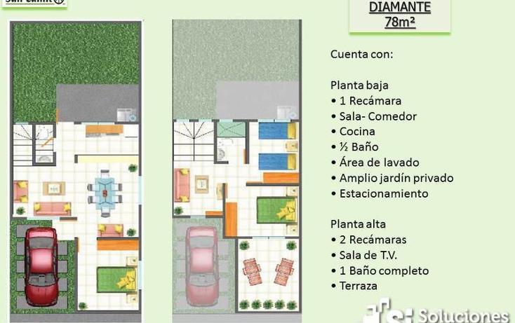Foto de casa en venta en  , pedro escobedo centro, pedro escobedo, querétaro, 834161 No. 02